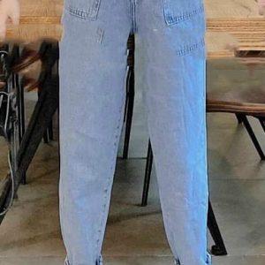 quần jeans nữ ống suông giá sỉ giá rẻ