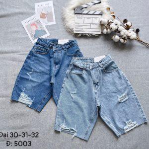 quần short jean nữ giá rẻ